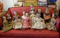 2.Izannah Walker Christmas Party from Antique Doll Collector resized